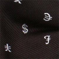 Währungssymbole Tagesfliege